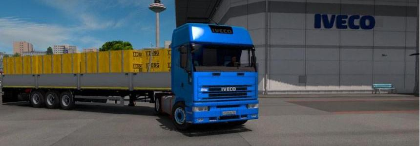 Iveco EuroTech and EuroStar BY DIABLO Alpha