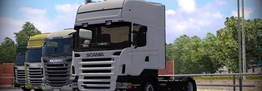 Scania R420 1.24.x
