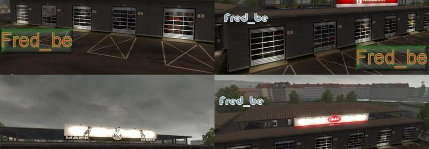 Amercican Big Garage V1.24 (UPDATE) 1.24.x
