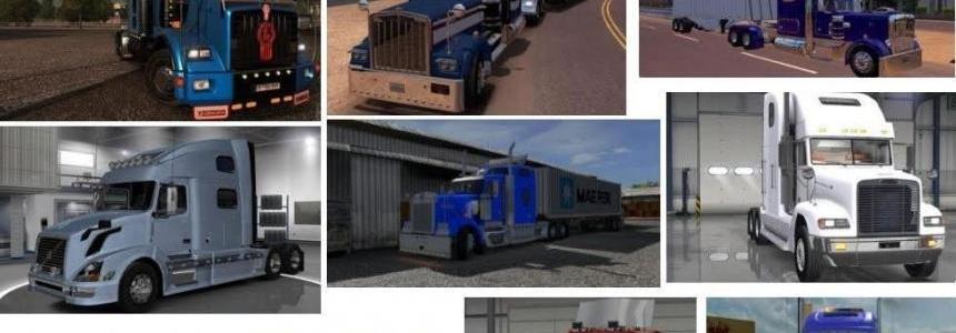 American Truck Pack V1.24