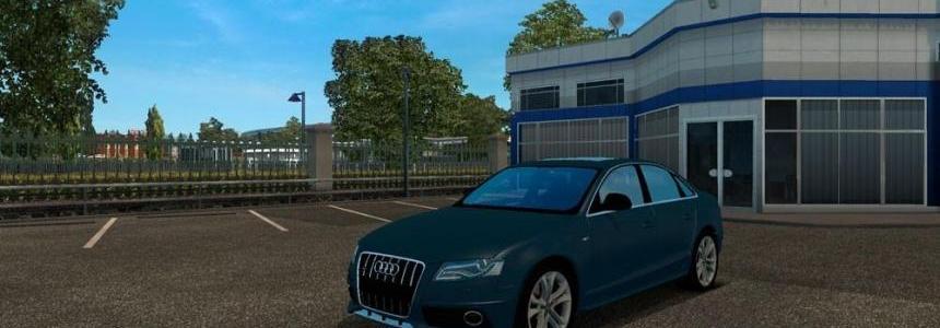 Audi RS4 2008 1.23.x