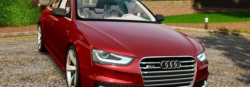 Audi RS4 v1.1 - UPDATED