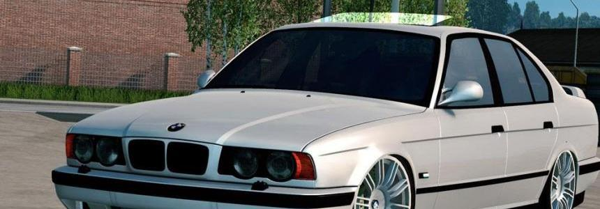 BMW e34 BRKTN24 Edit