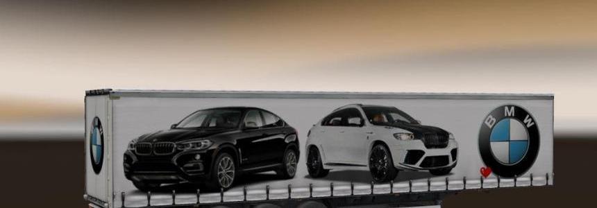 BMW X6 Trailer
