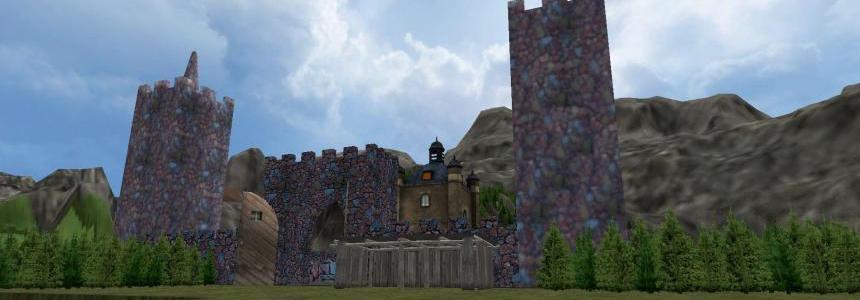 Castle by Vaszics