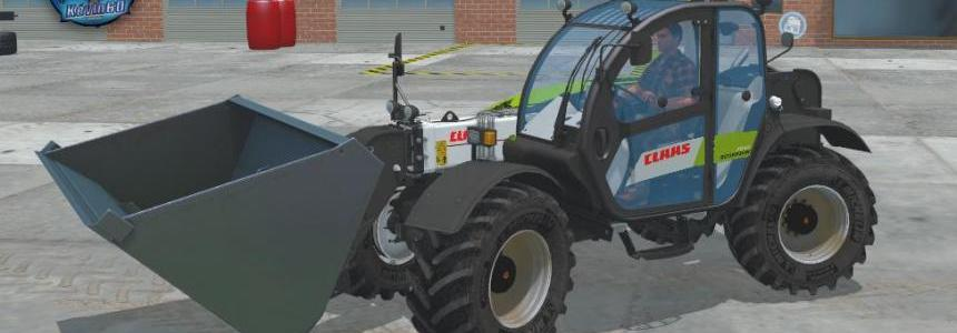 Claas Scorpion 7044 Edition Pneus Michelin v1.0