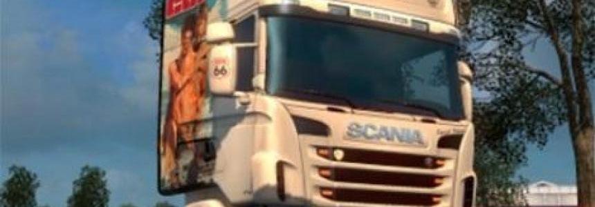 CONVOY Skin Scania RJL
