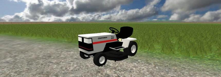 Craftsman lawn tractor v2