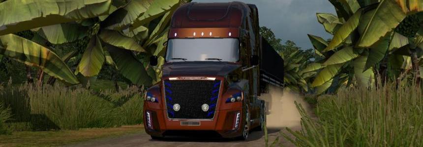 Daimler Freightliner Inspiration v3.0 Fix