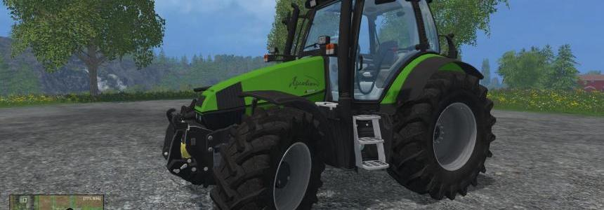 Deutz Fahr 120MK3 Washable v1.0
