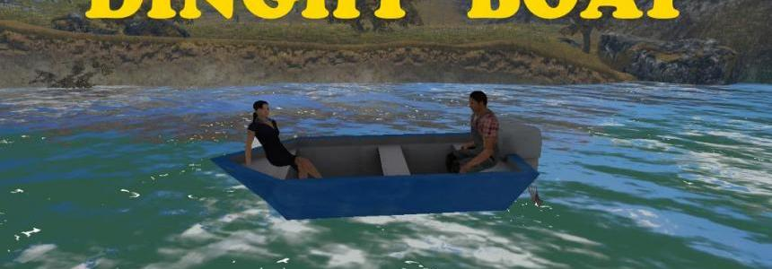Dinghy Boat v1