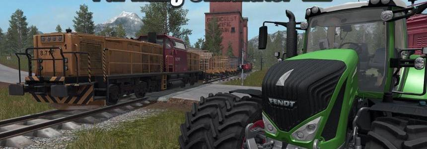 Farming Simulator 17 Gamescom Trailer