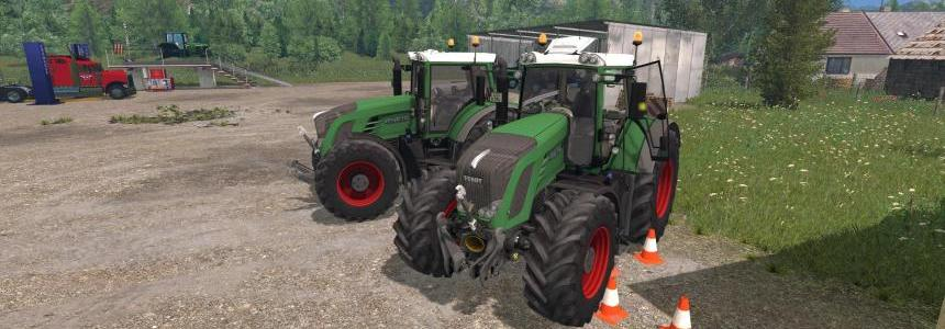 FENDT 936 BY GRIFO