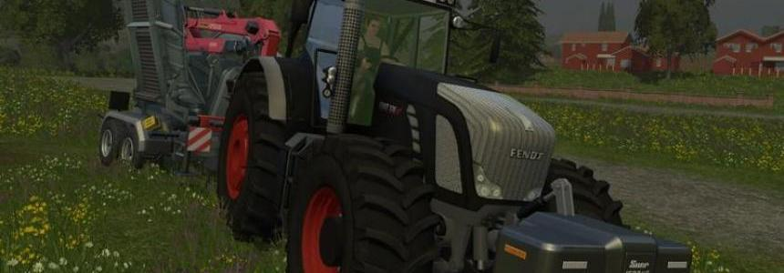 Fendt 936 Vario Forest Edition v1.3