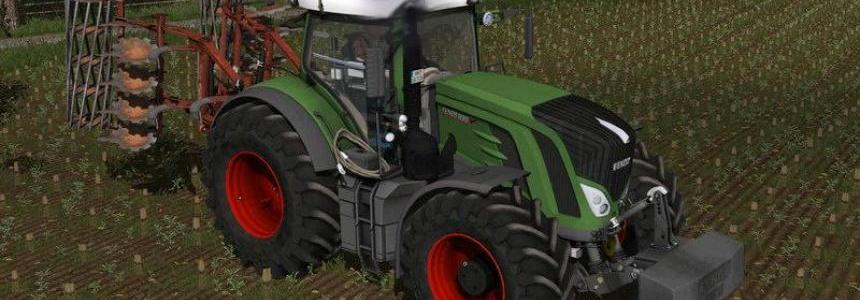 FENDT 936 VARIO WASHABLE PACK v1.0