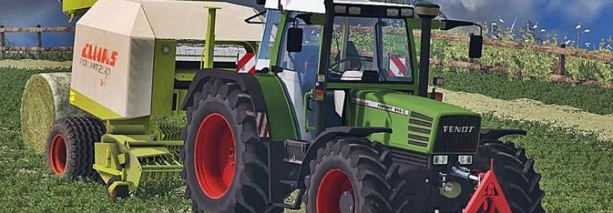 Fendt Favorit 515C Washable v2.0