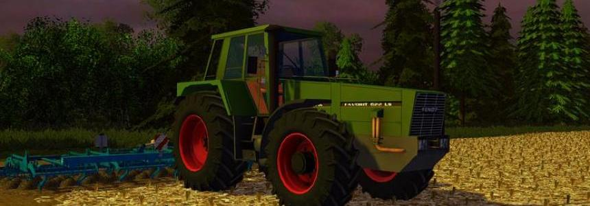 Fendt Favorit 622 LS v1.0
