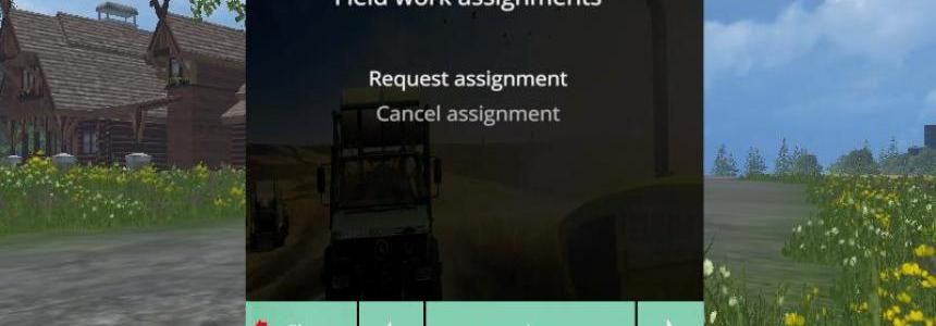 Field work assignments v1.0