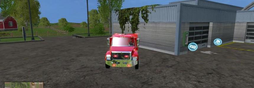 Fire tranker  [LEAKED] v1.0
