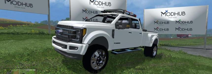 Ford f450 final