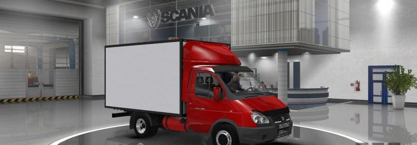 GAZ 3302 Business for v1.24 - v1.23
