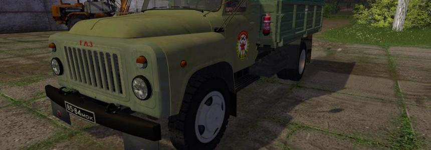 GAZ 53 Dossaf v1.0