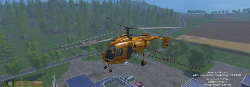 Helikopter KA26 v3 by SP