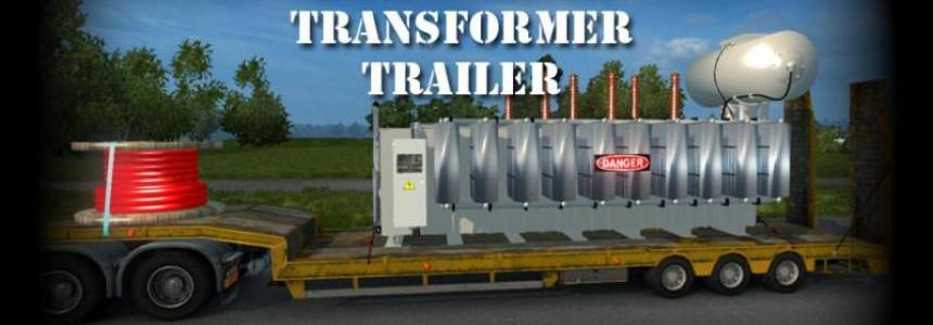 High Voltage Transformer Trailer v1.1