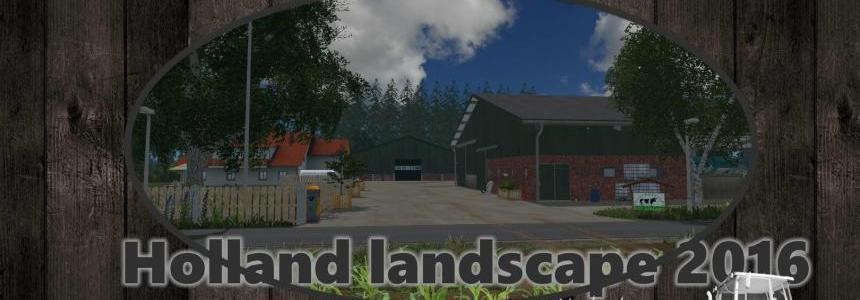 Holland landscape 2016 v1.01 SoilMod