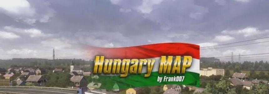 Hungary Map [1.24] v0.9.29