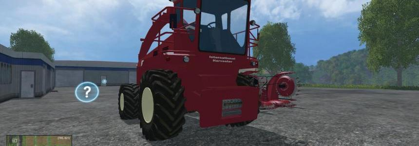 IH 615 forage harvester v1.0