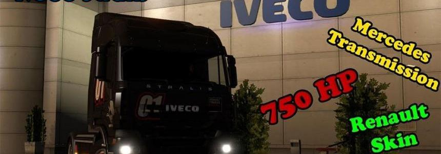 Iveco Stralis 750HP Custom (SG/MP)
