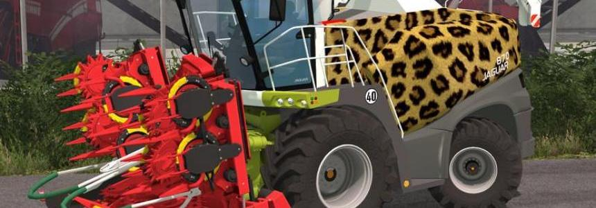 Jaguar 870 Texture v1.0