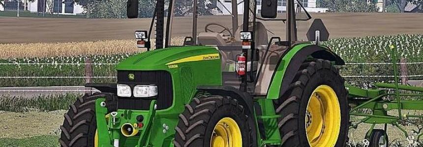 John Deere 5080M Washable v1.0
