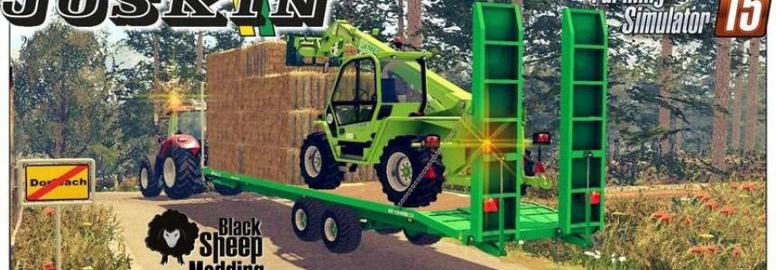 Joskin Wago loaders 8m and 10m v1.0
