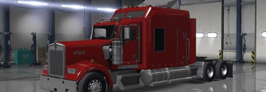 Kenworth W900 Long Edition