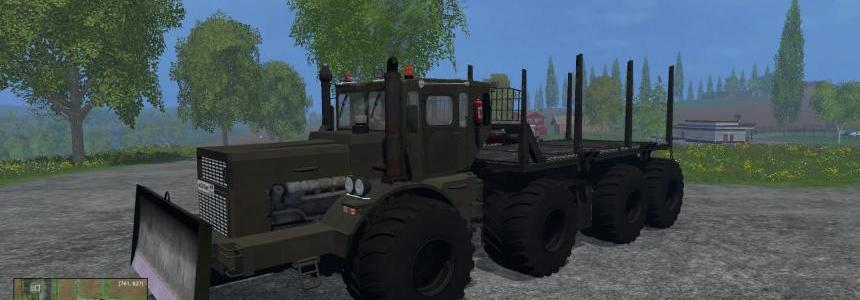 Kirovec K-700 Military v1.0