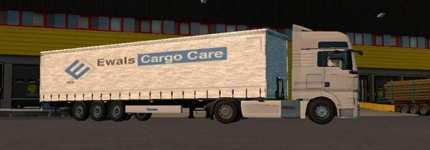 Krone Profiliner Ewals Cargo Care Skin 1.24