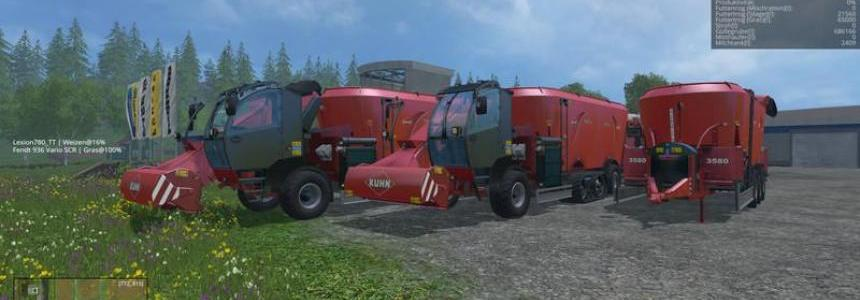 Kuhn SPV Goliath Pack v1.0
