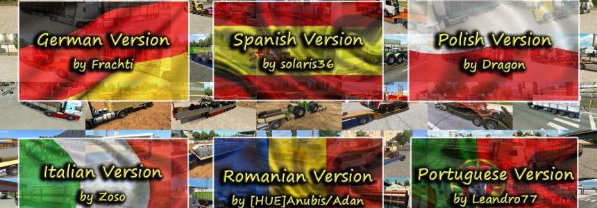 Language Pack for Trailers and Cargo Pack by Jazzycat v4.2