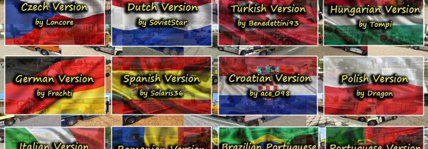 Language Pack (update2) for Trailers and Cargo Pack by Jazzycat v4.2