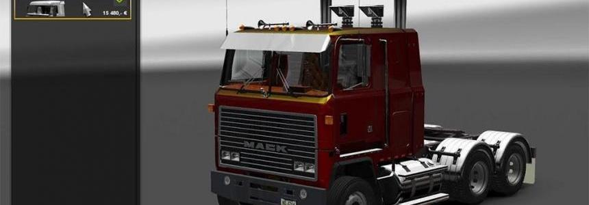 Mack Ultraliner for ETS2 v1.24.x Upgraded!