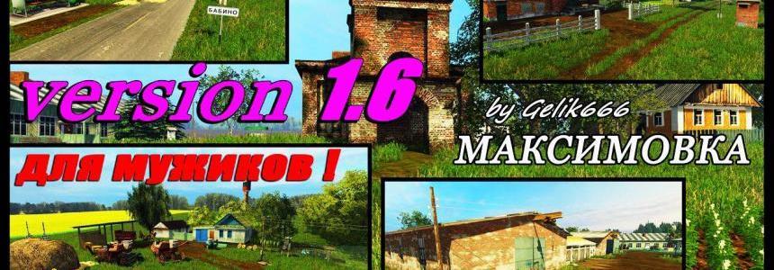 Maksimovka v1.6
