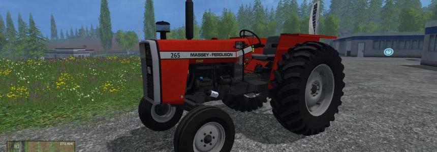 Massey Ferguson 265 2wd v1