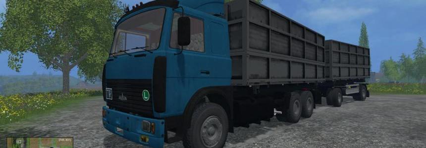 Maz 630308 + Trailer by VovKa