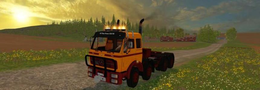 MB 1632 Titan heavy duty 4 axle V1 Beta