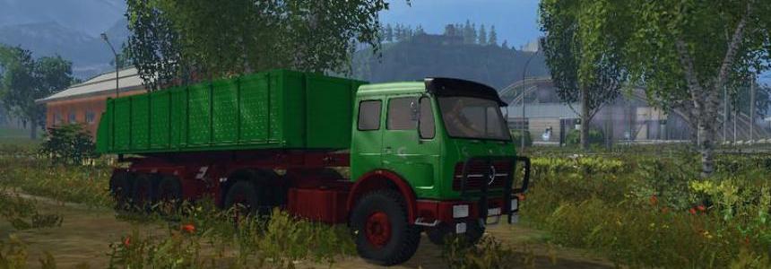 MB NG 1632 4x4 v1