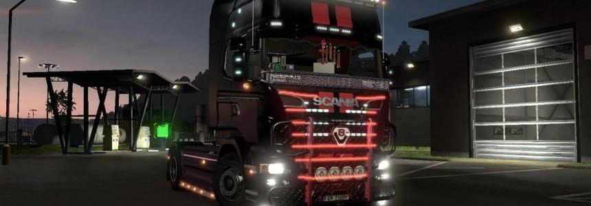 Mega Tuning for Scania