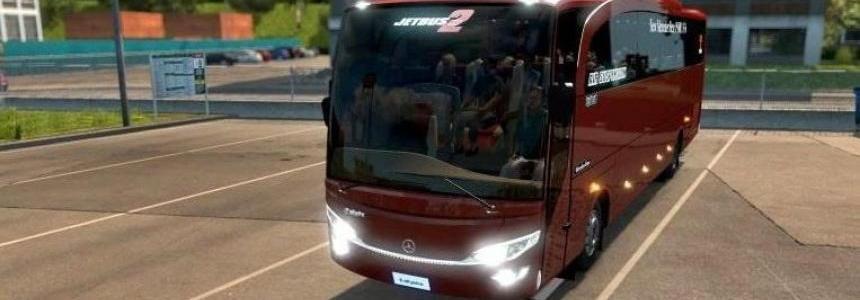 Mercedes Benz Jetbus v0.6