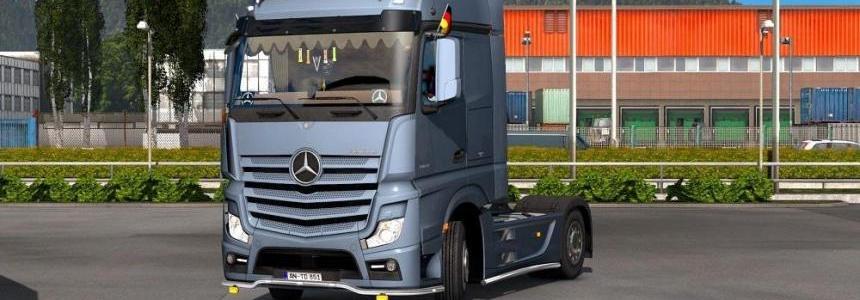 Mercedes Benz MP4 v1.2